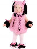 Baby Pink Poodle Costume