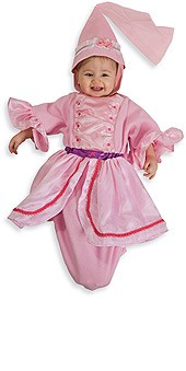 Baby Princess Costume