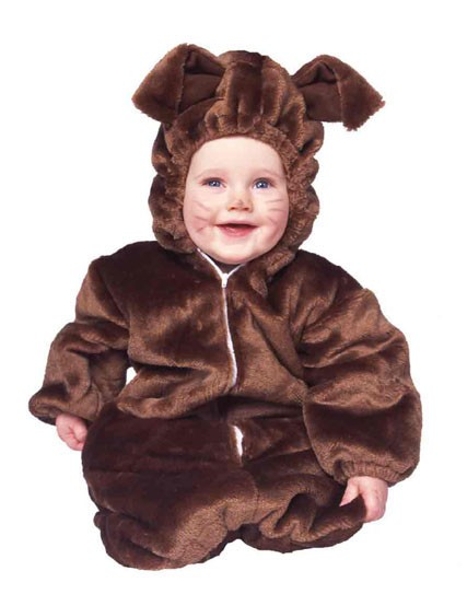 Baby Puppy Dog Costume