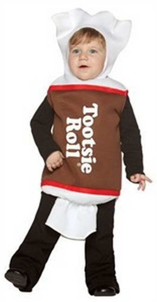 Baby Tootsie Roll Costume 18-24 months