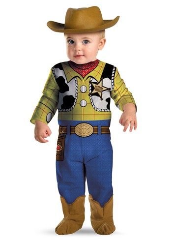 Baby Toy Story Woody Costume