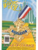 Badge Of Courage Pin