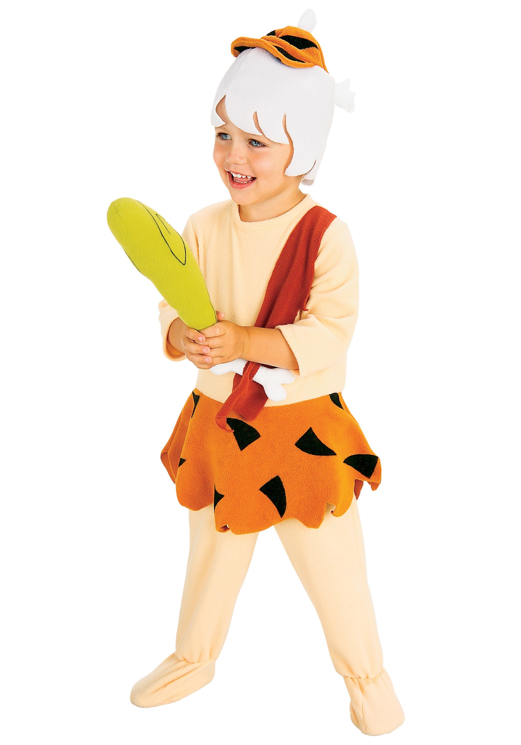 Bamm-Bamm Toddler Costume