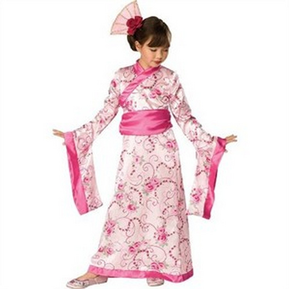 Barbie Asian Princess Costume
