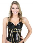 Batman Sequin Corset