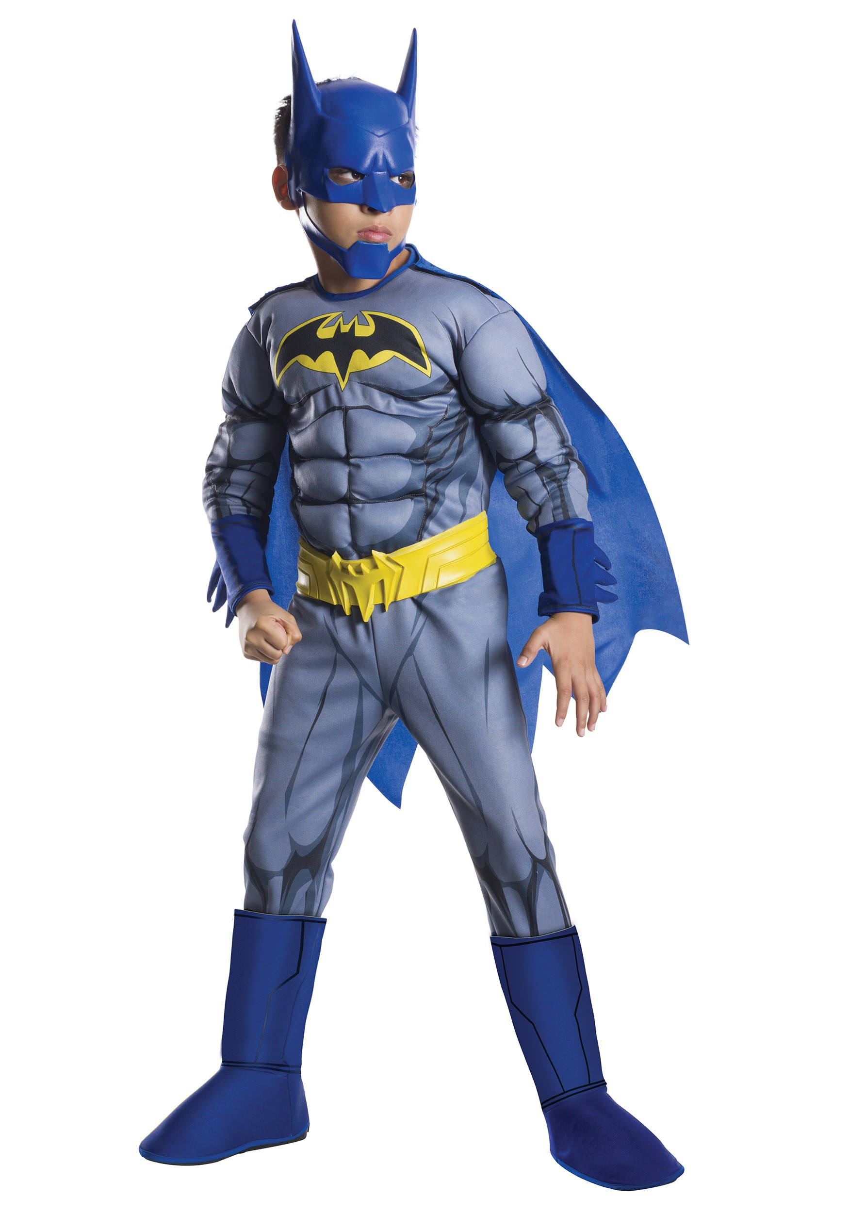Batman Unlimited Deluxe Child Costume