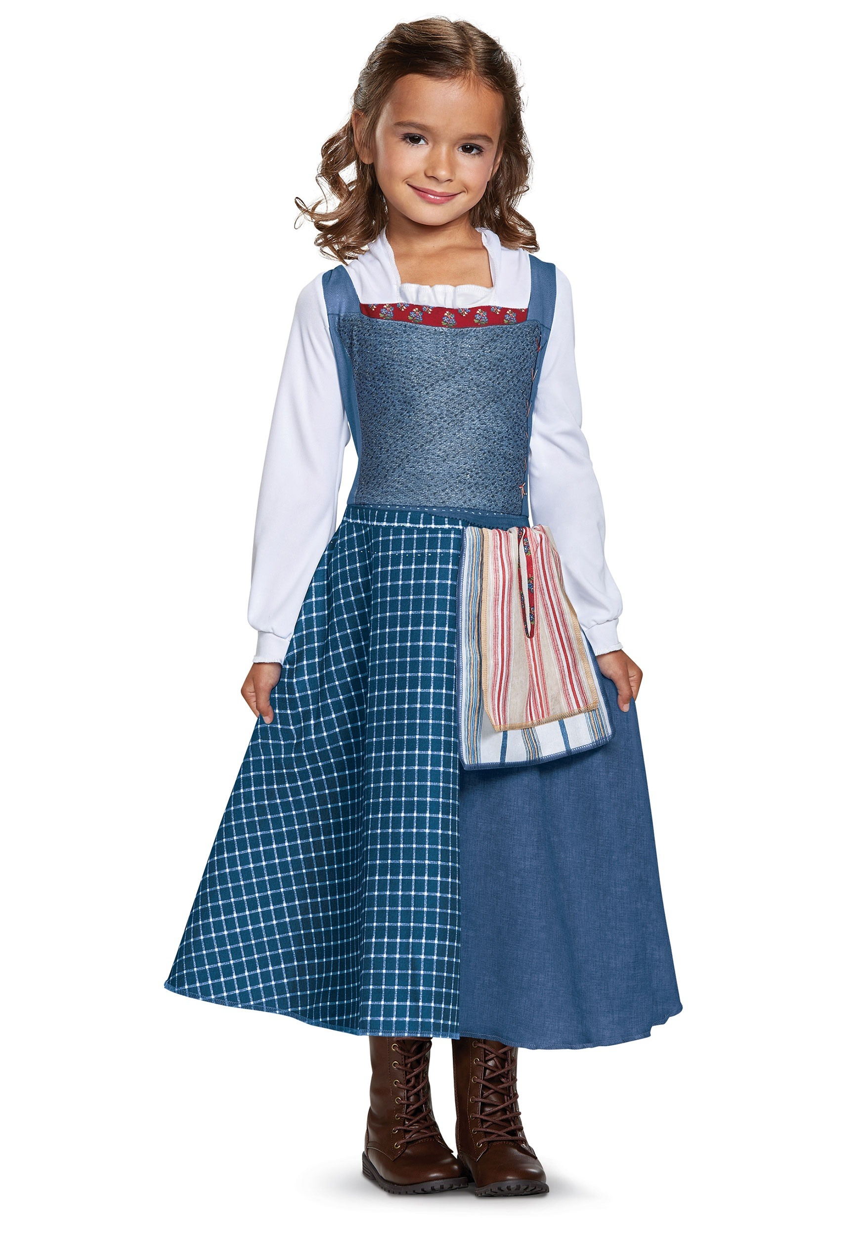 Belle Village Dress Classic Girls Costume
