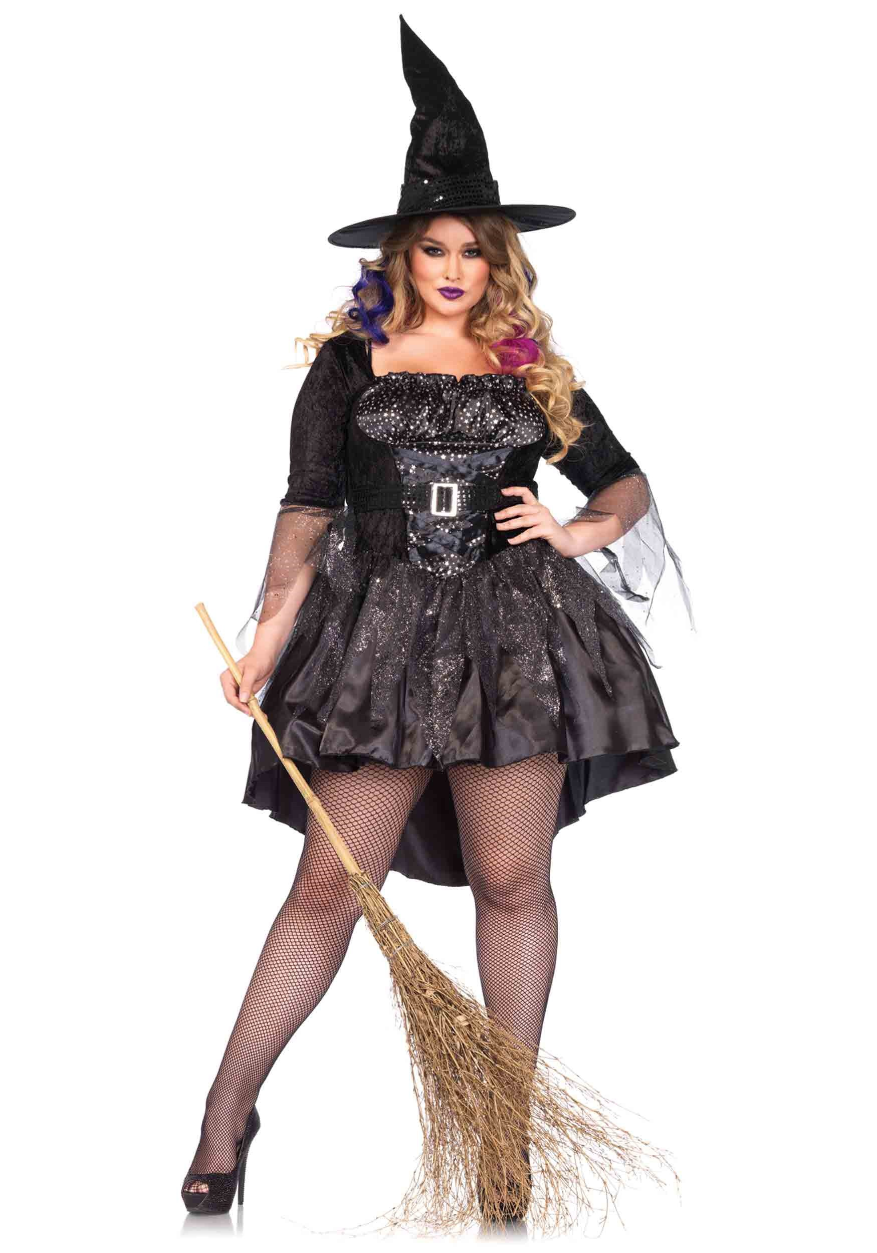 Black Magic Mistress Costume