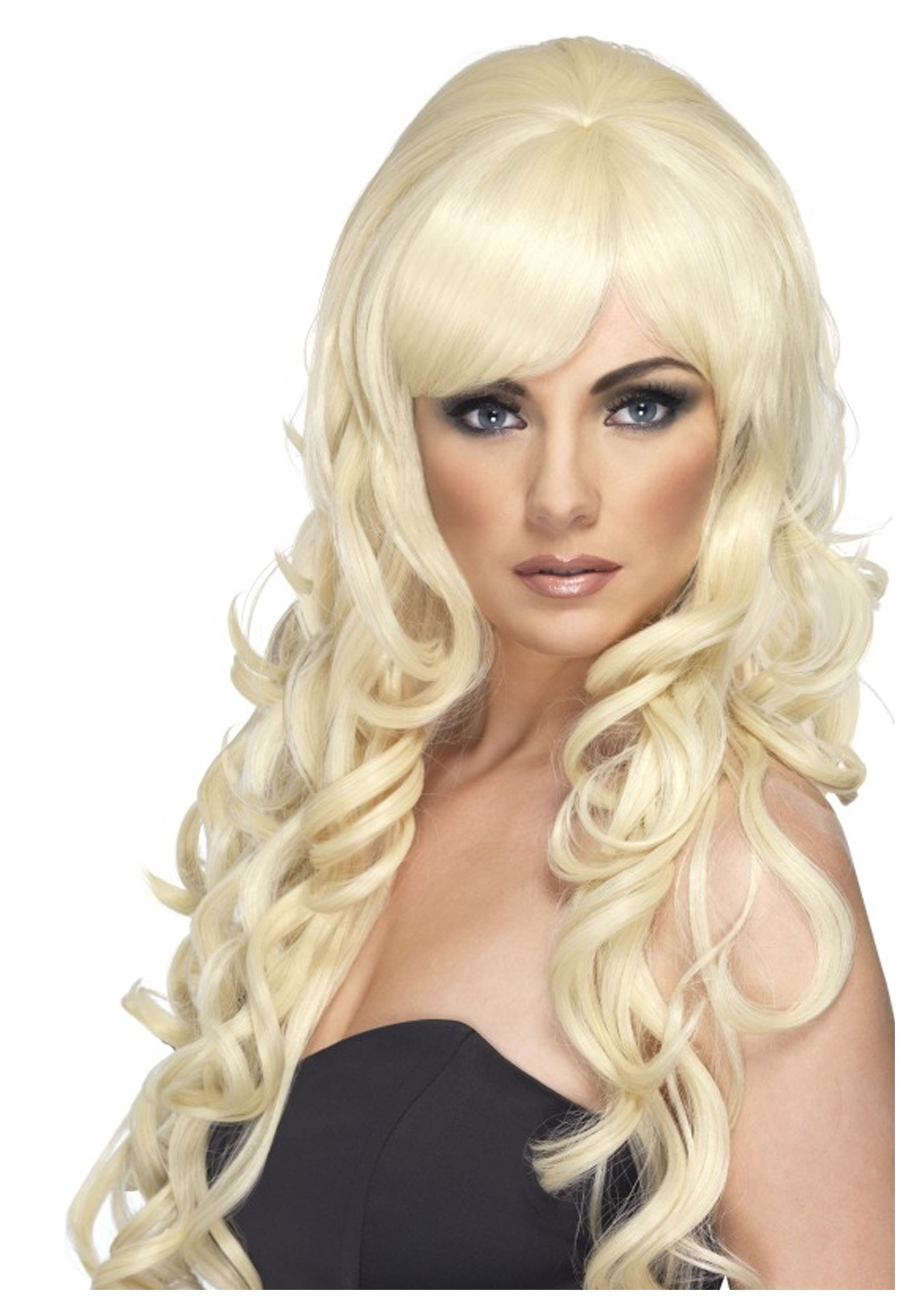 Blonde Pop Starlet Wig