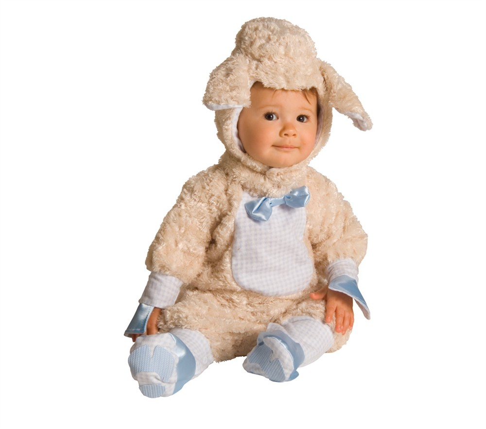 Blue Baby Lamb Costume