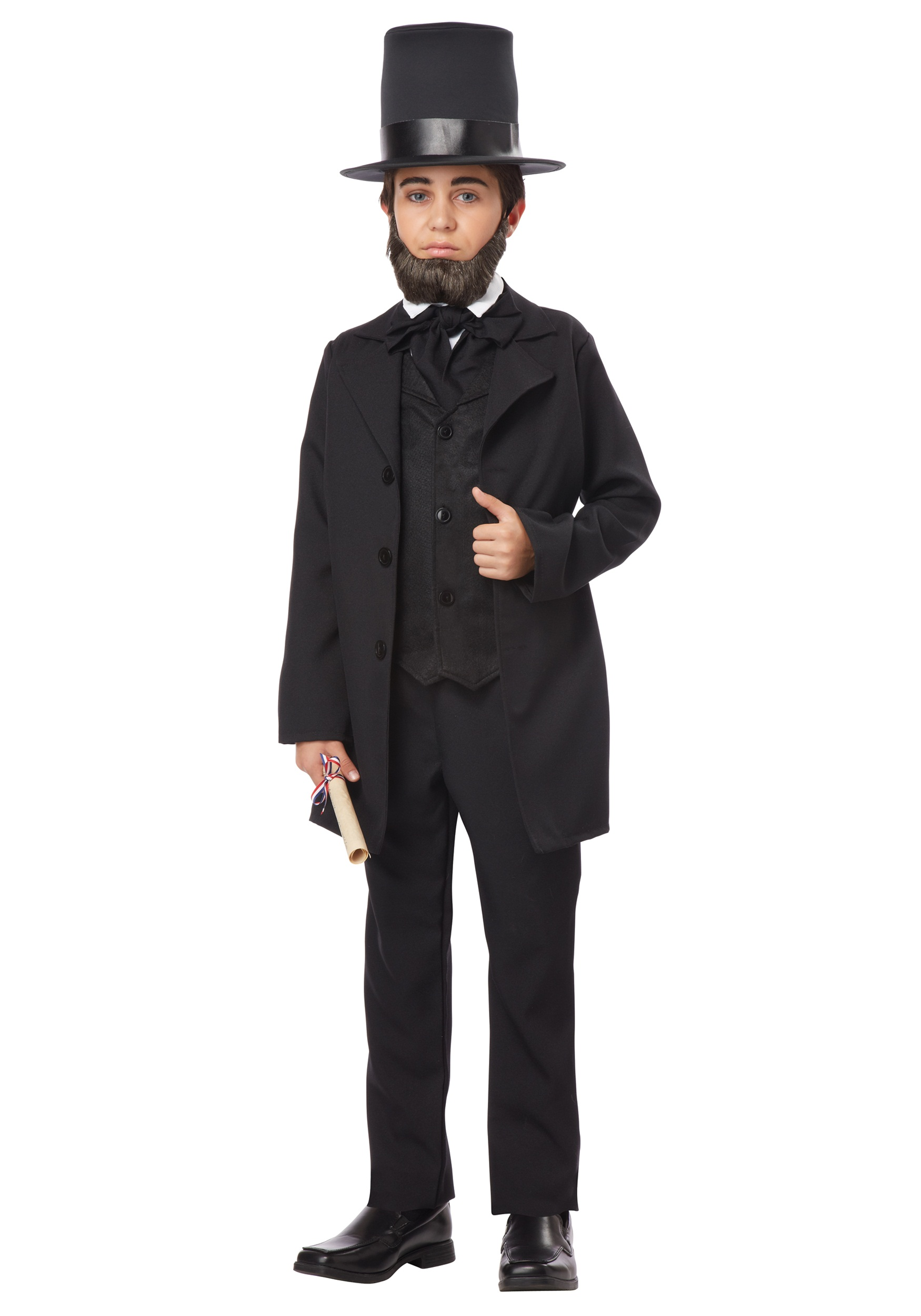 Boys Abraham Lincoln Costume
