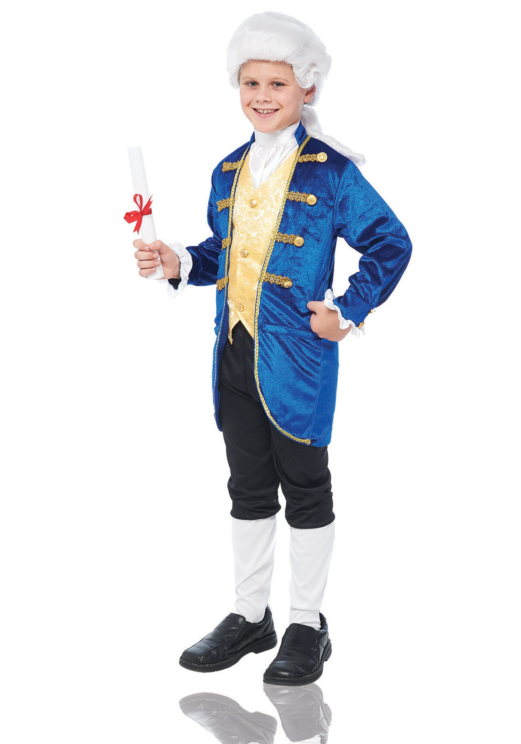 Boys Aristocrat Costume