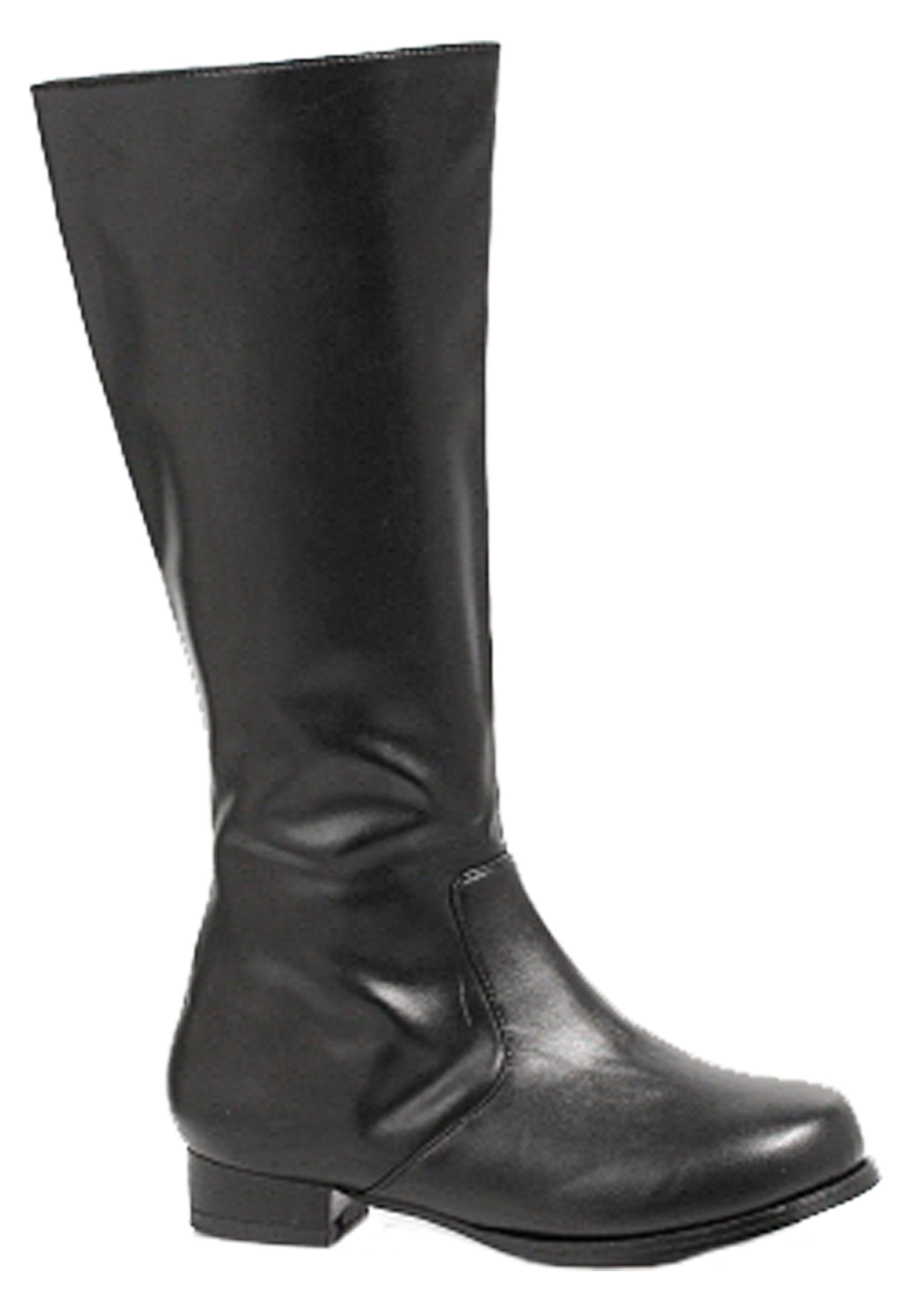Boys Black Costume Boots