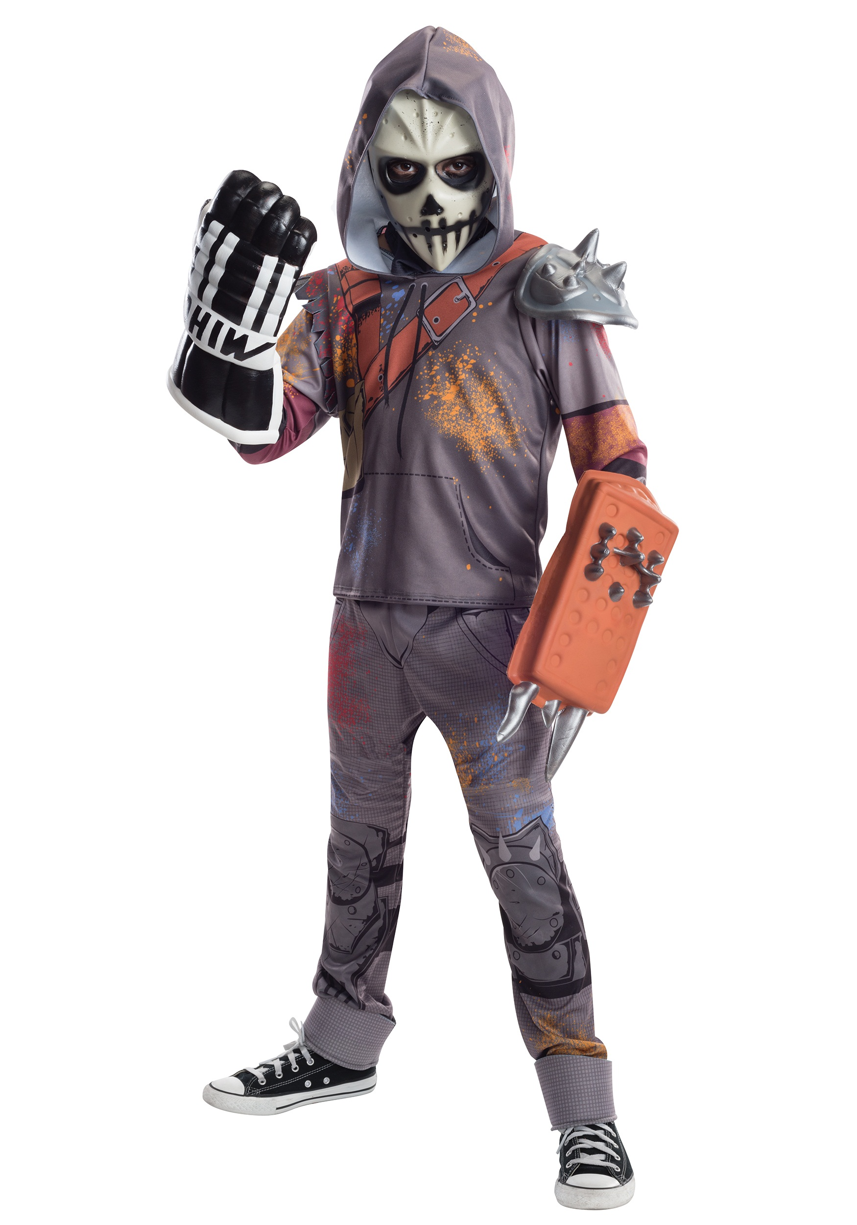 Boys Deluxe Casey Jones Costume