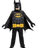 Boys Lego Batman Movie Batman Costume