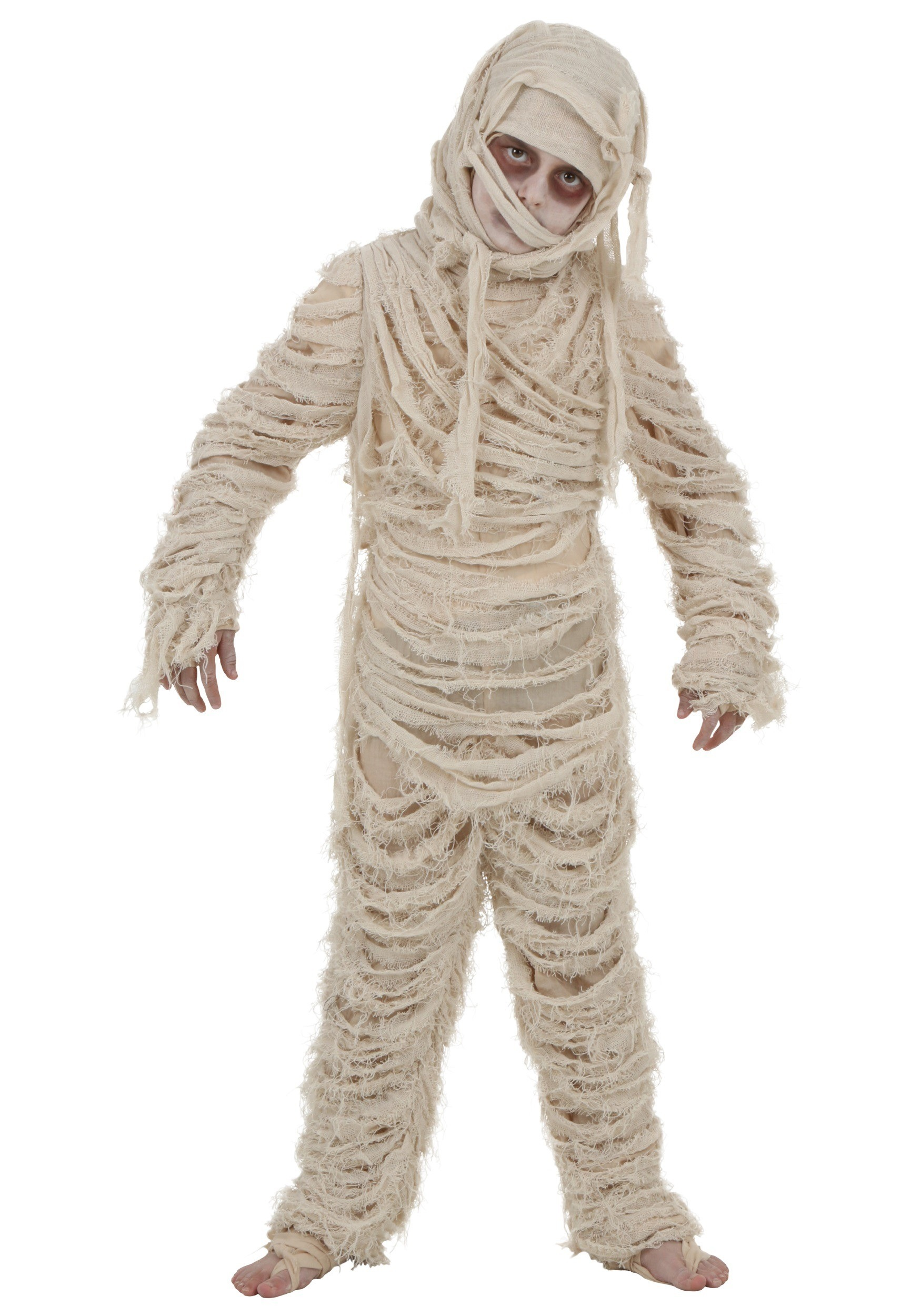 Boy's Mummy Costume