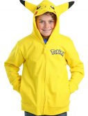 Boys Pokemon Pikachu Costume Hooded Sweatshirt