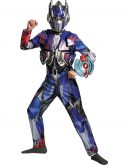Boys Transformers 4 Optimus Prime Deluxe Costume