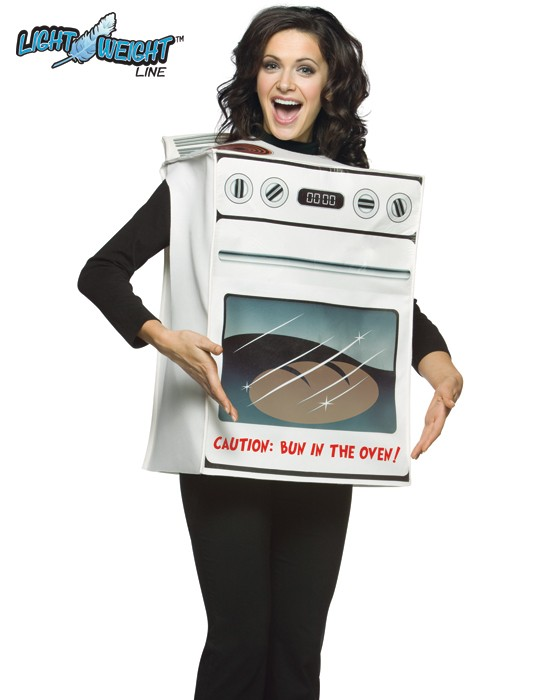 Bun in the Oven Costume - Lightweight