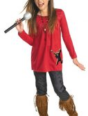 Camp Rock Mitchie Torres Costume - Red