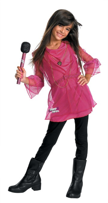 Camp Rock Mitchie Torres Final Jam Costume