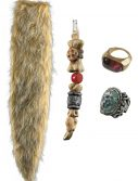 Captain Jack Sparrow Accessory Kit