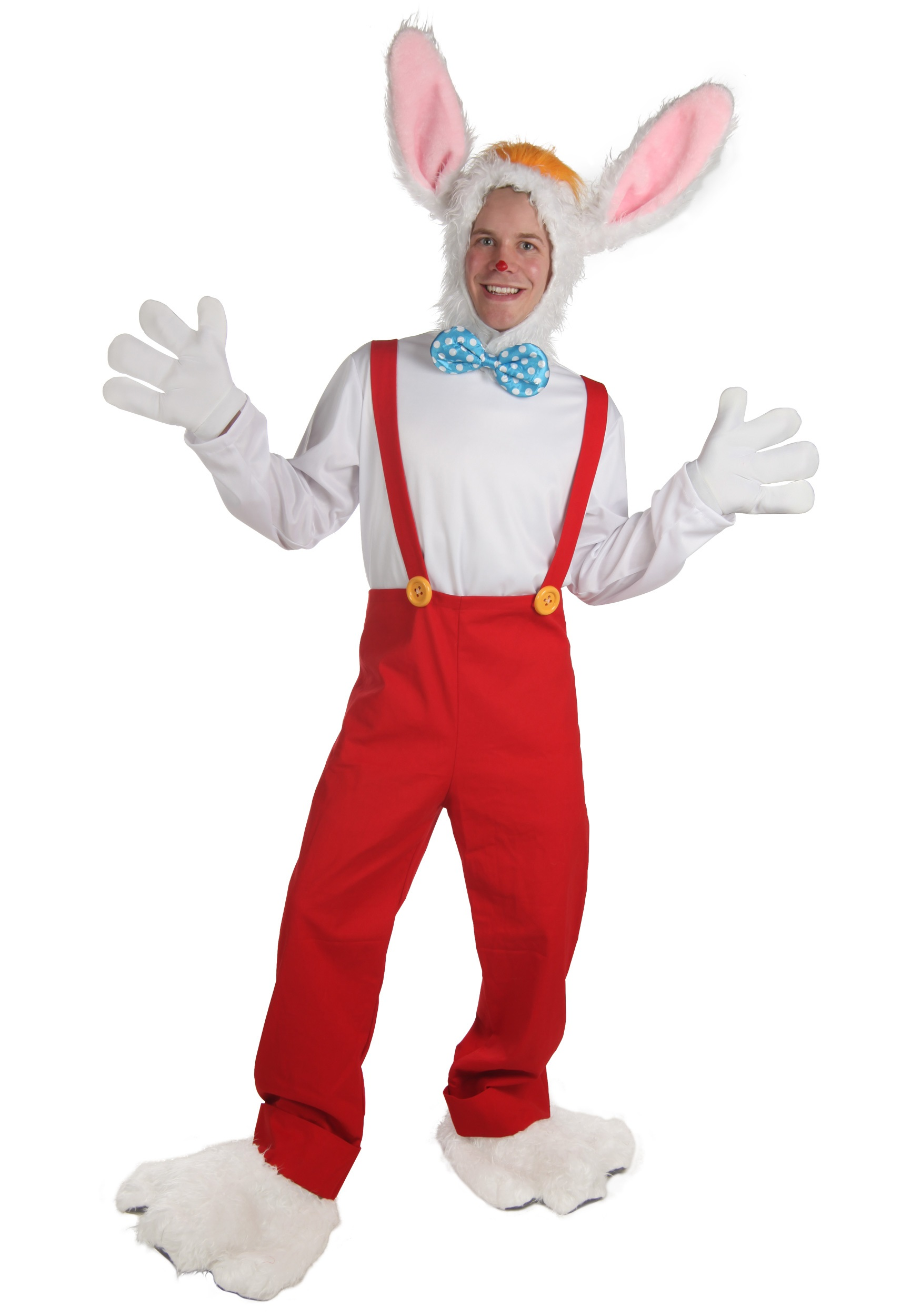Cartoon Rabbit Costume