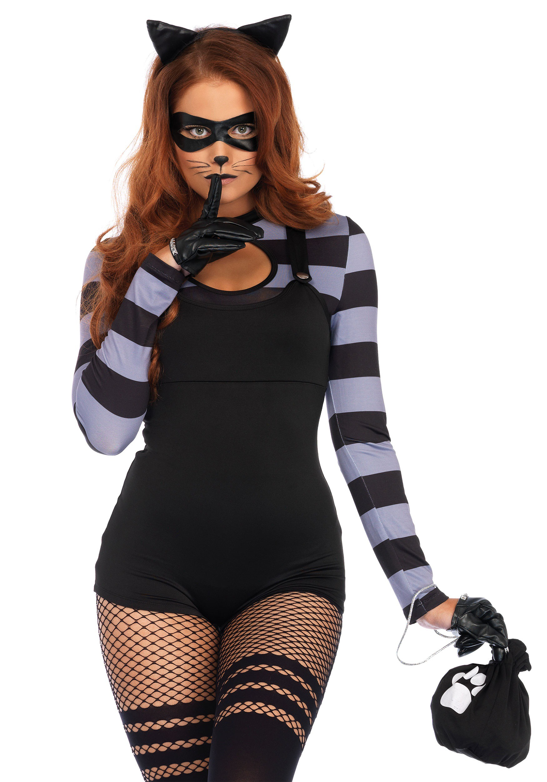 Cat Burglar Women's Costume