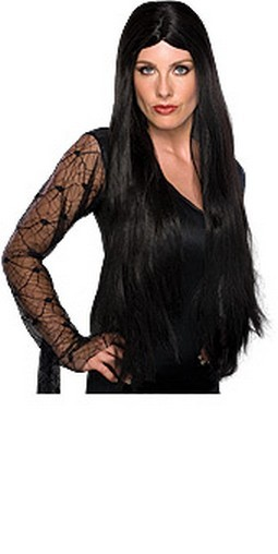 Cher Wig - Long Black Wig