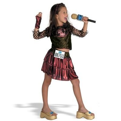 Child American Idol Deluxe CostumeNew Orleans Audition