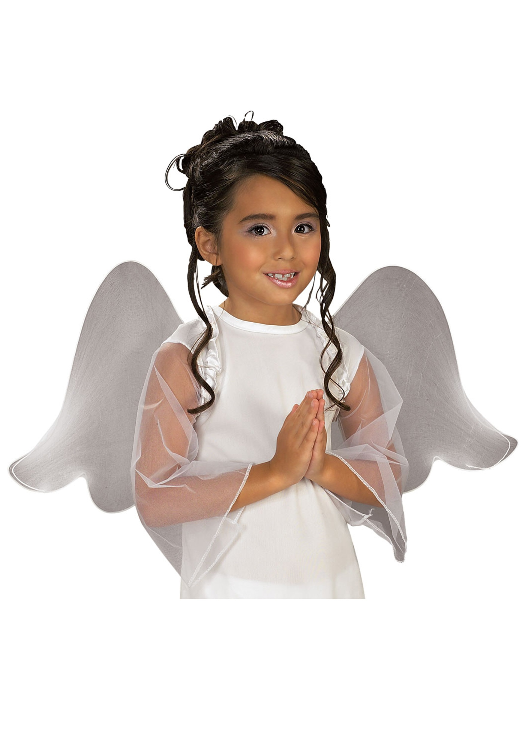 Child Angel Costume Wings