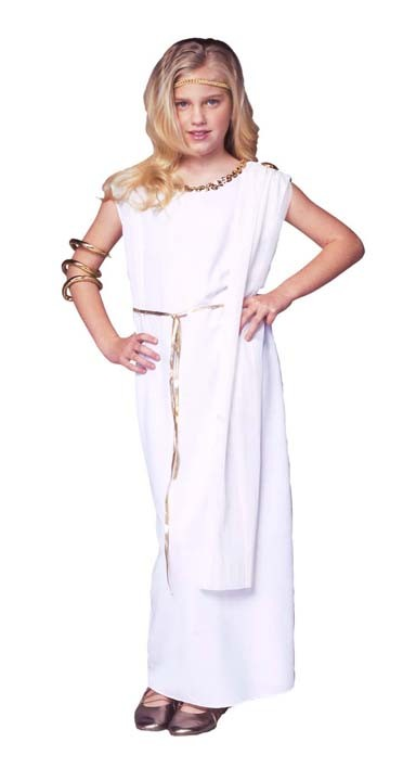 Child Athena Costume