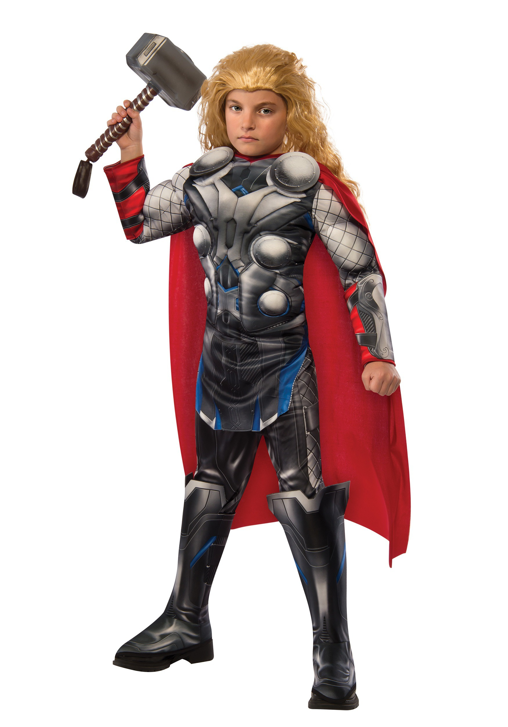 Child Avengers 2 Deluxe Thor Costume