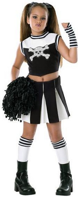 Child Bad Spirit Costume