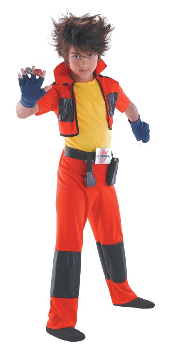 Child Bakugan Dan Costume