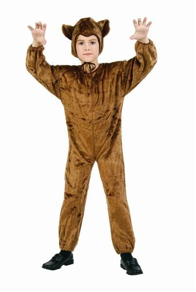 Child Bear Jumpsuit