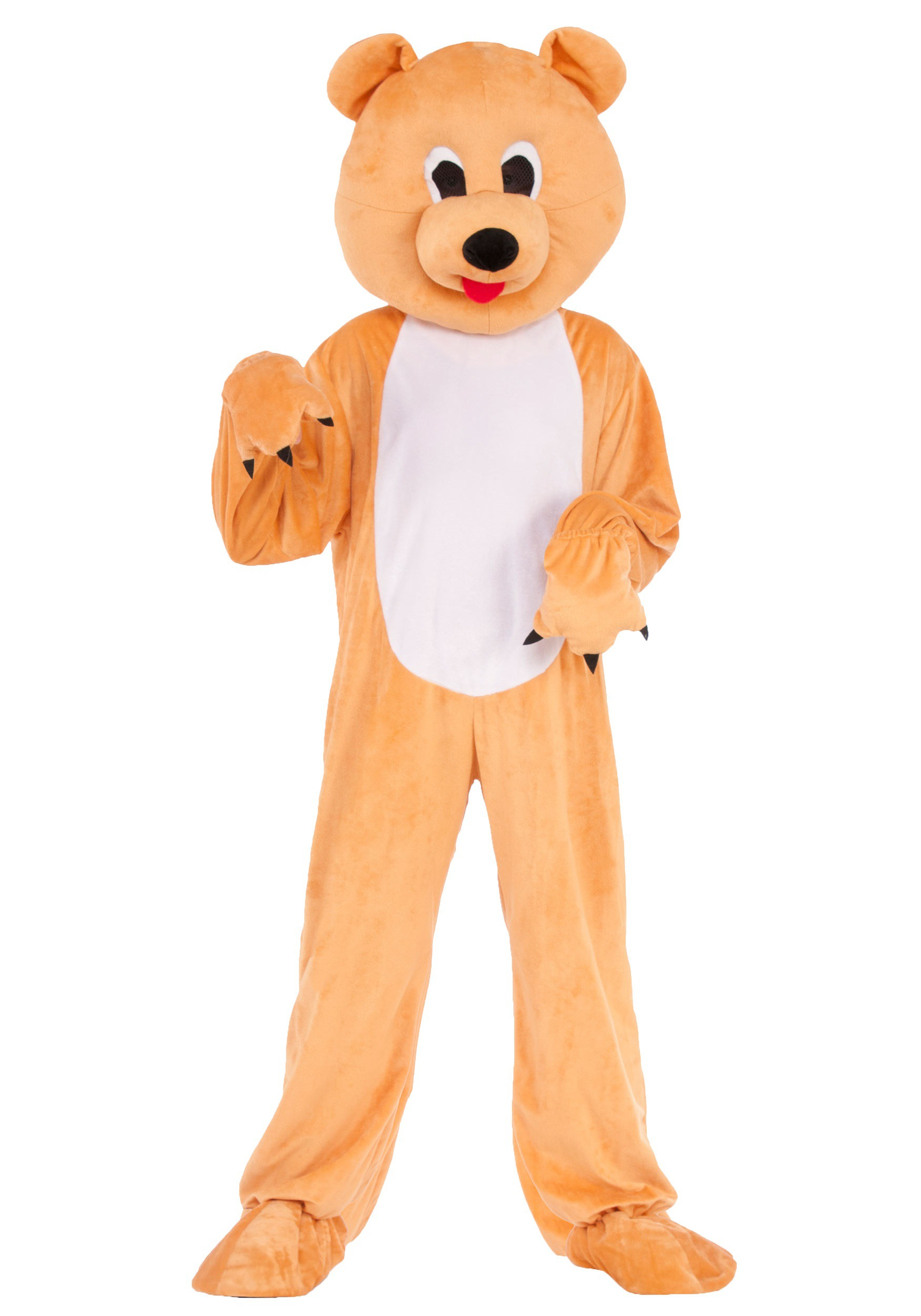 Child Bear Mascot Costume