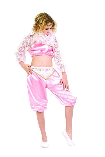 Child Belly Dancer Costume