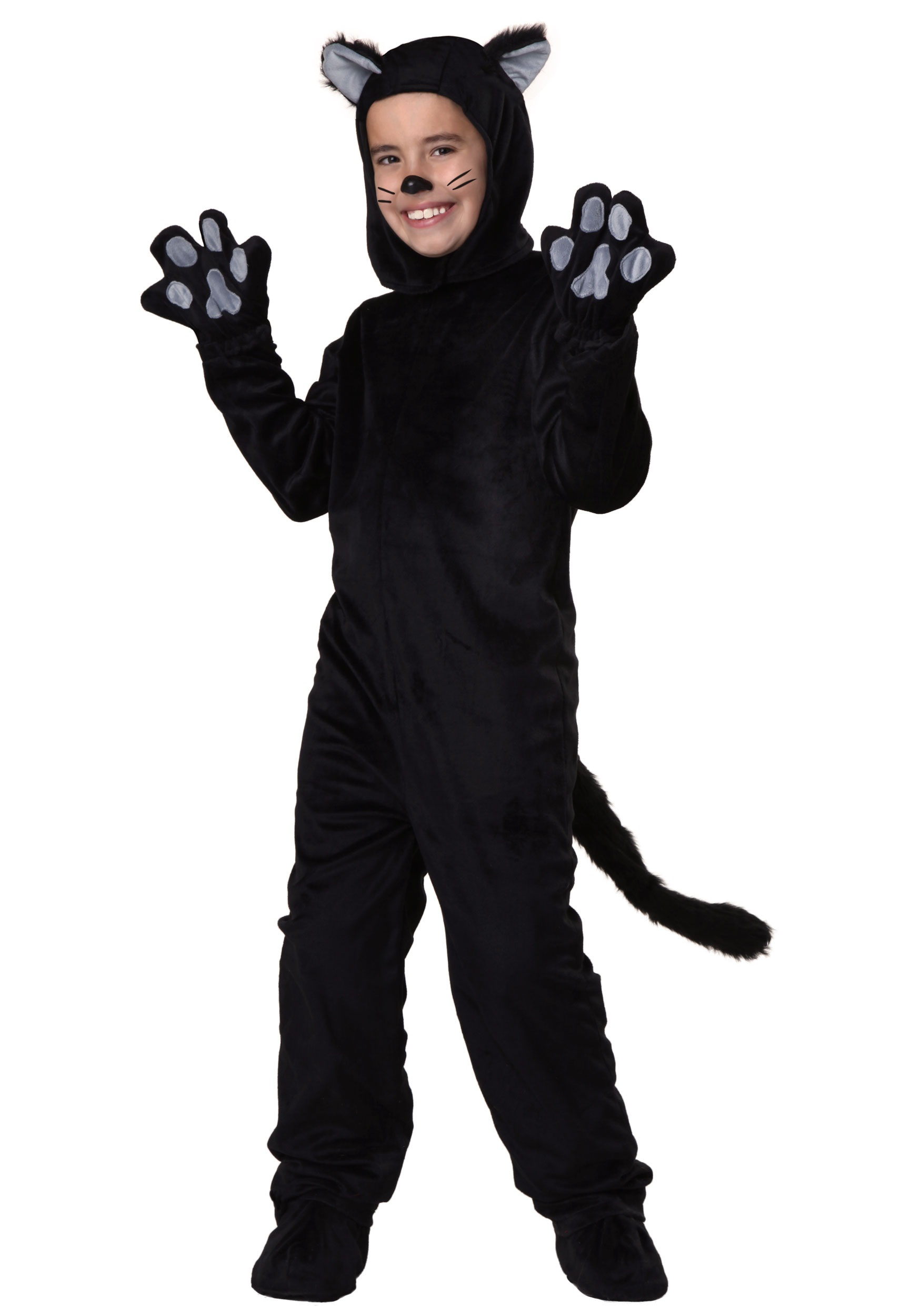 Child Black Cat Costume