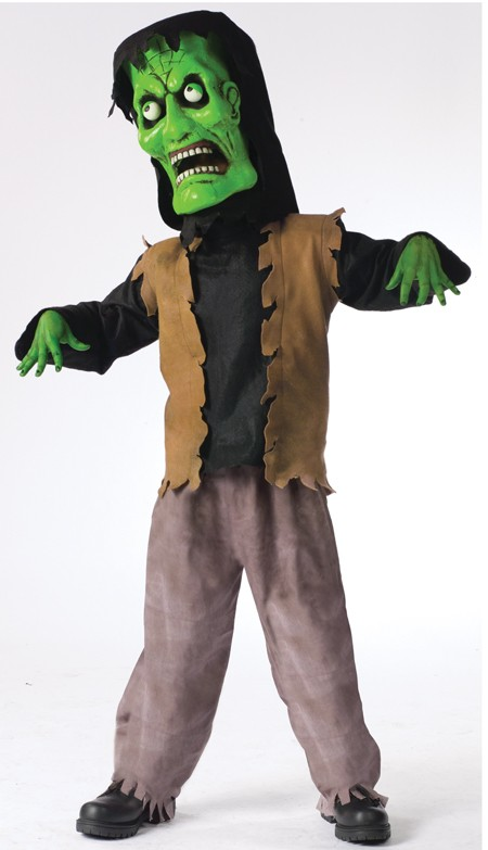 Child Bobble Head Monster Costume
