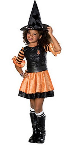 Child Bratz Witch Costume