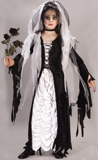 Child Bride of Darkness Costume