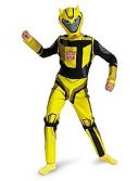 Child Bumblebee Transformers Costume