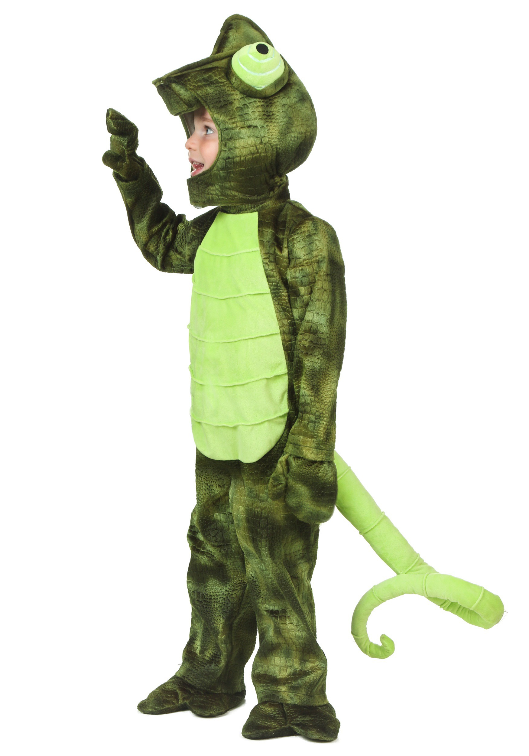 Child Chameleon Costume
