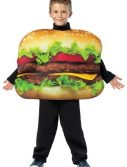 Child Cheeseburger Costume - Size 7-10