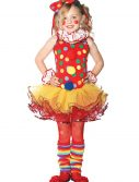 Child Circus Clown Cutie Costume