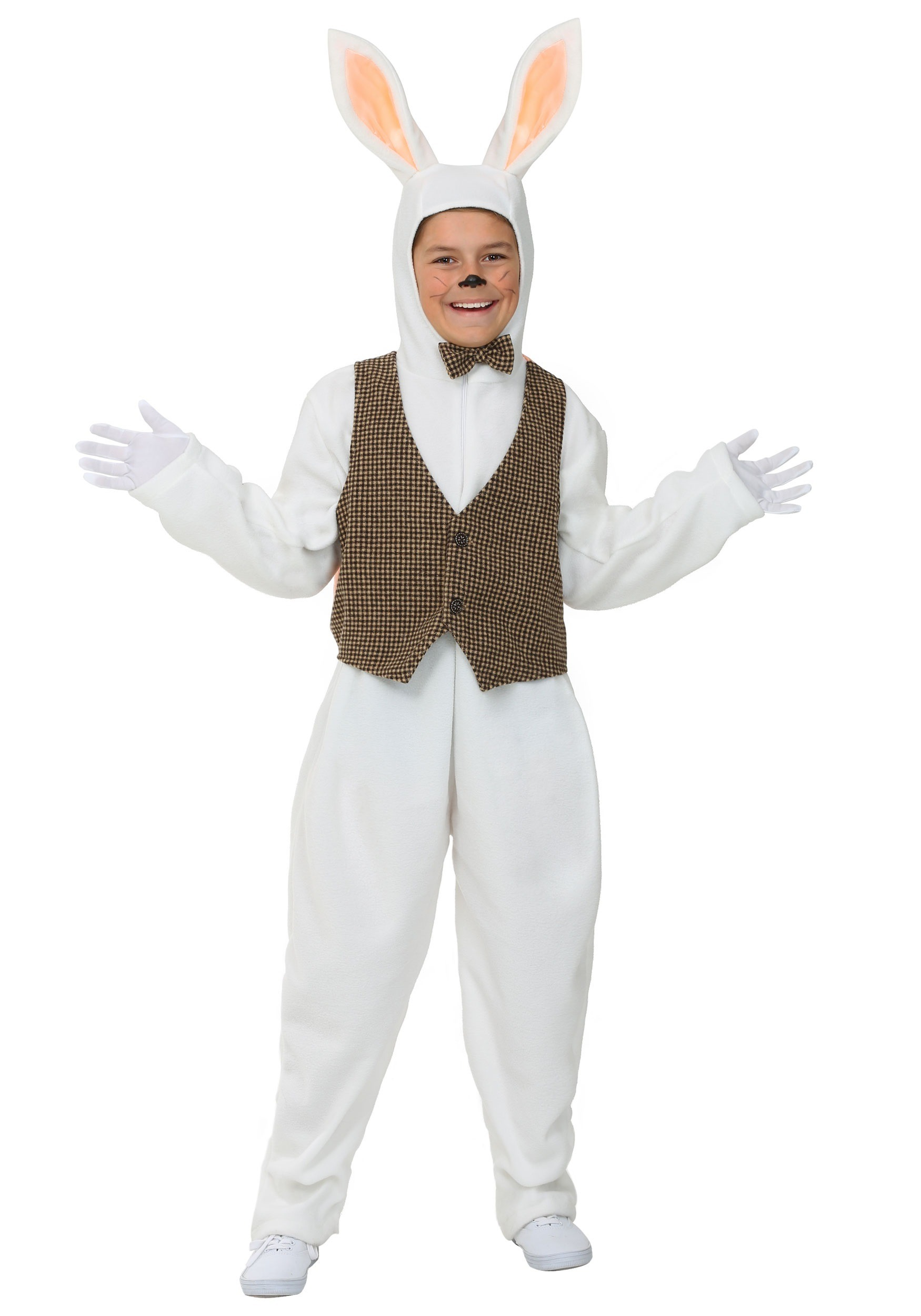 Child Classic Easter Bunny Costume