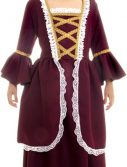 Child Colonial Girl Costume