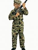 Child Commando Costume