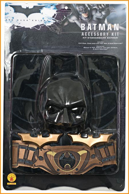 Child Dark Knight Rises Batman Accessory Kit